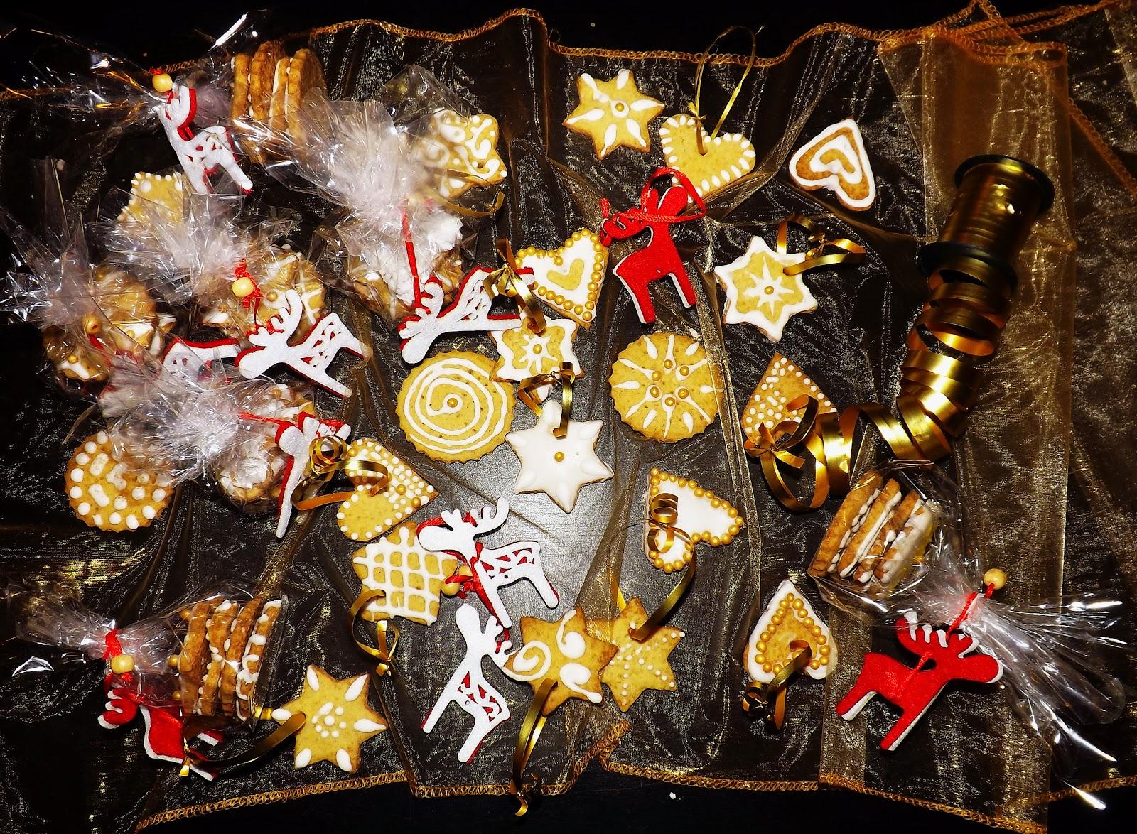 Kruche ciasteczka – słodki prezent
