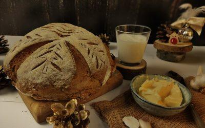 Domowy chleb na kefirze